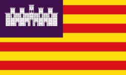 Balearic Islands flag