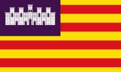 Balearen vlag