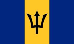 Barbados-vlag