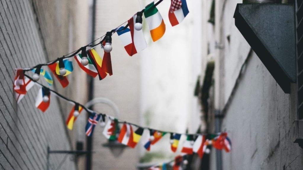 Wereldvlaggen