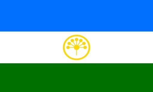 Bashkortostan-vlag