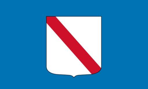 Campania region flag