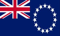 Cook Islands vlag
