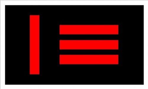 Master and slave flag