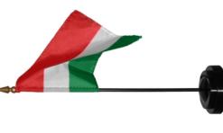 Plastic-table-flag-holder