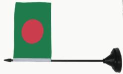 Bangladesh tafelvlag
