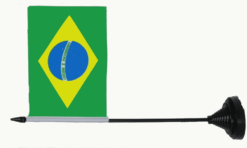 Brazil tafelvlag