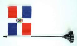 Dominicaans republiek tafelvlag