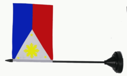 Philipines table flag