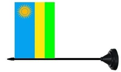 Rwanda tafelvlag