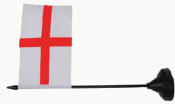 England St. George table flag
