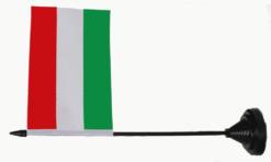 Hungary table flag