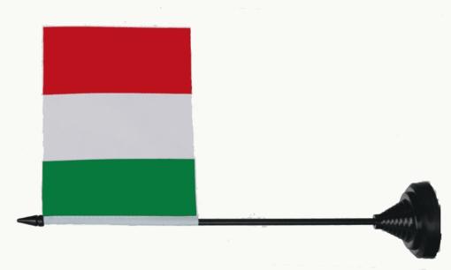 Italy table flag