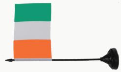 Ivory Coast table flag