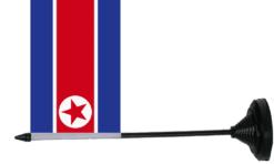 Korea noord tafelvlag