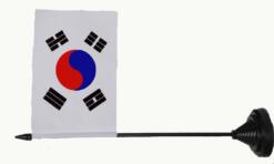 Korea Zuid Tafelvlag