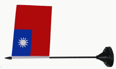 Taiwan tafelvlag