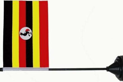 Uganda Tafelvlag