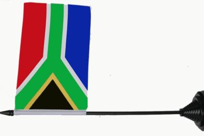 Zuid afrika tafelvlag