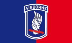 173rd Airborne Flag