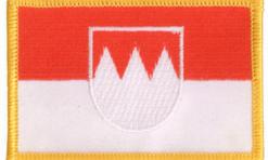 Duchy of Franconia flag patch