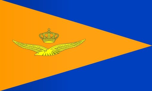 Koninklijke-Luchtmacht-vlag
