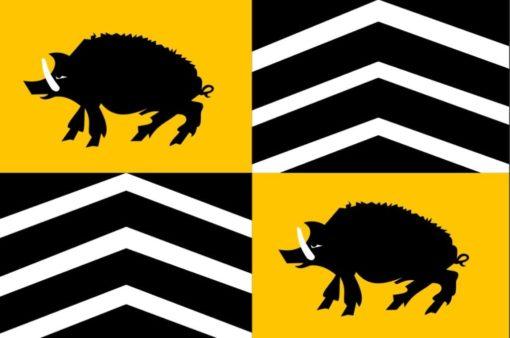 Vorselaar-gemeentevlag-bestellen-wereldvlaggen