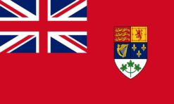 Canada vlag 1921 1957