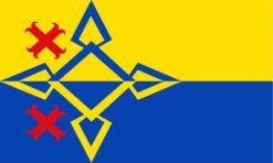 Steenwijk gemeente vlag
