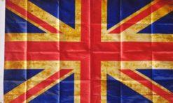 UK Engeland Grunge flag
