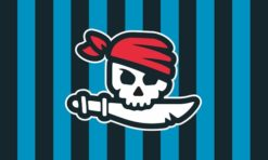 Piraat-vlag-Tini