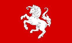 Vlag van Twente het Twentse Ros