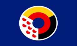 Inter Fries Raad vlag